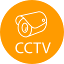 cctv-closed-tv-circuit-surveillance-symbol-with-video-camera-inside-a-circle